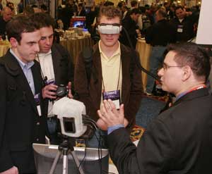 CES 2007 (Like a kid in a candy store) 2