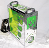 Green Flame Case Mod by TAZZ Green Flame, Tazz 1