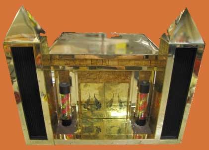 Temple of Fusion Case Mod AMD, EK Water Blocks