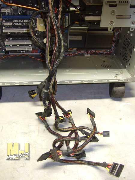 Computer Case Cable Management Cable, Cable Management, Case, computer case 7