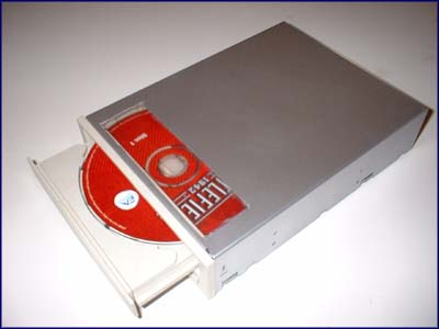 Making a Windown in Your CD-ROM Drive 2