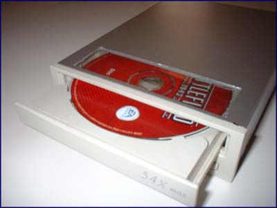 Making a Windown in Your CD-ROM Drive 3