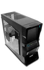 NZXT M59 Mid Tower Gaming Chassis Chassis, Gaming Case, M59 Mid Towe, NZXT 1