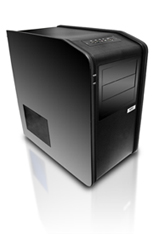 NZXT Panzerbox Mid Tower Computer Case computer case, Mid Tower, NZXT, Panzerbox 1