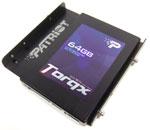 Patriot Torqx SSD (Solid State Disk) 64GB Patriot, SSD, Torqx 1