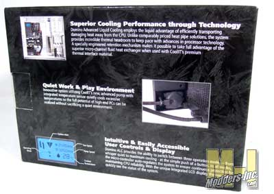 CoolIT Systems Domino Liquid CPU Cooler CoolIt, Water Cooler 3