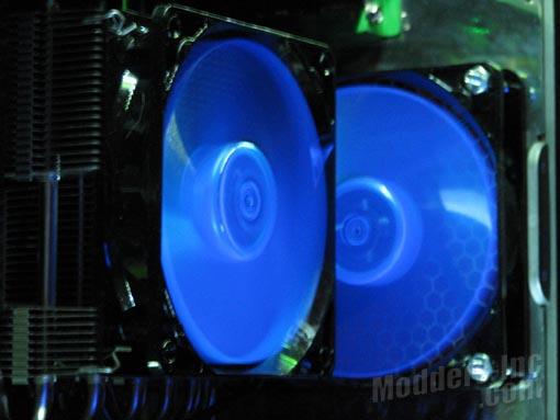 GELID Wing9-Wing12 UV Blue Case Fans Blue, Case Fan, GELID, UV, Wing9-Wing12 5