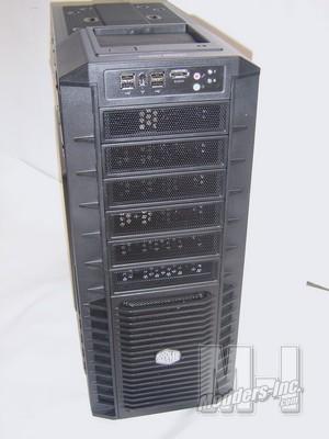 Cooler Master HAF 932 Computer Case 932, computer case, Cooler Master, HAF 2