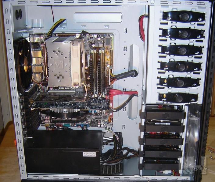 Cooler Master HAF 932 Computer Case 932, computer case, Cooler Master, HAF 9
