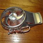 ZEROtherm Hurricane HC92 CU8800 VGA Cooler