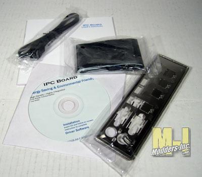 Jetway NC92 Series Mini-ITX Motherboard Jetway, Mini-ITX, Motherboard 5