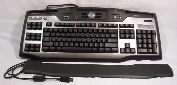 Logitech G11 Gaming Keyboard G11, Gaming, Keyboard, Logitech 4