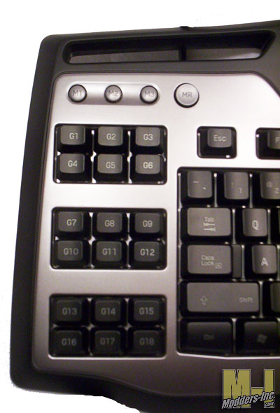 Logitech G15 Gaming Keyboard V2 - Modders-Inc