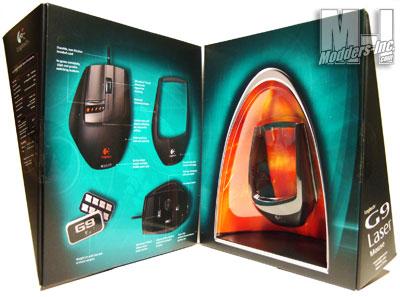 Logitech G9 Laser Mouse Gaming Mouse, Logitech 5