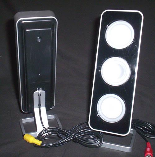 Logitech Z4 2 1 Speakers Modders Inc