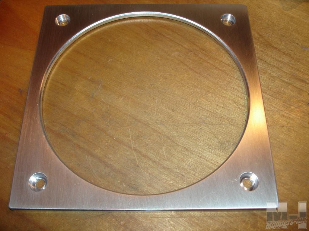 MNPCTech Case Handles and 120mm Fan Grill 120mm, Case Handles, Fan Grill, mnpctech 1