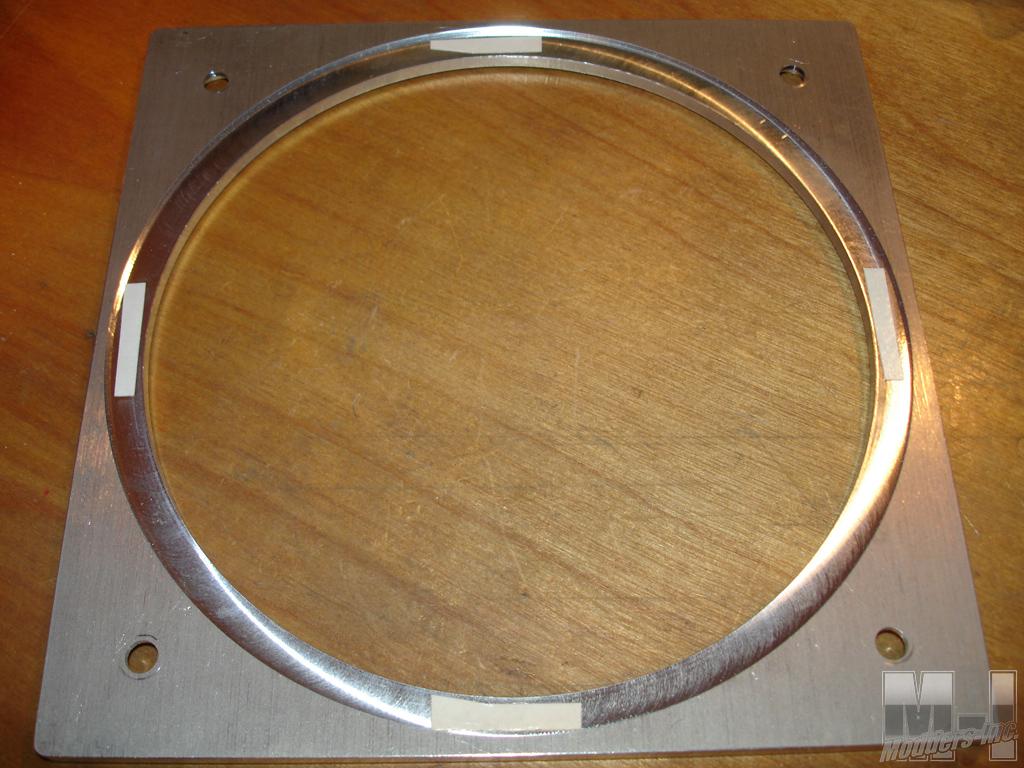 MNPCTech Case Handles and 120mm Fan Grill 120mm, Case Handles, Fan Grill, mnpctech 3