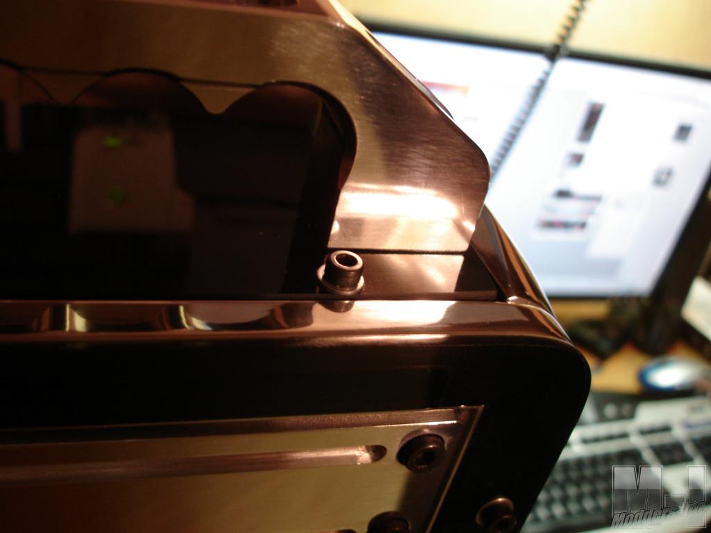 MNPCTech Case Handles and 120mm Fan Grill 120mm, Case Handles, Fan Grill, mnpctech 5