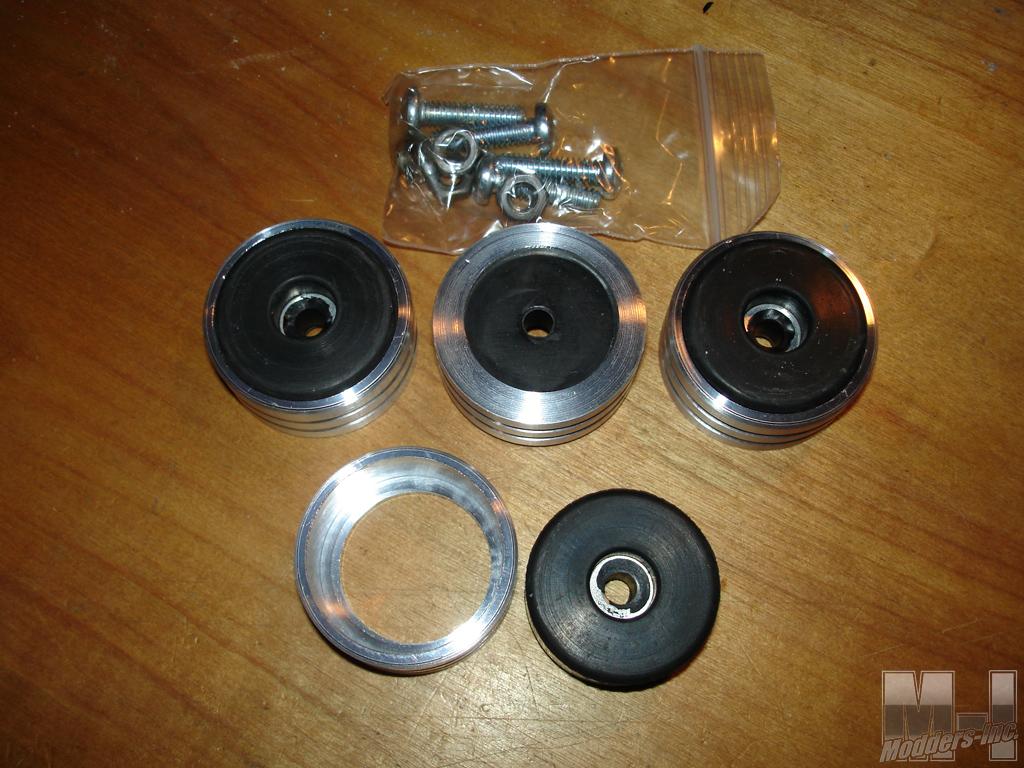 MNPCTech Machined Billet Aluminum Case Feet Billet, Case Feet, Machined, mnpctech 2