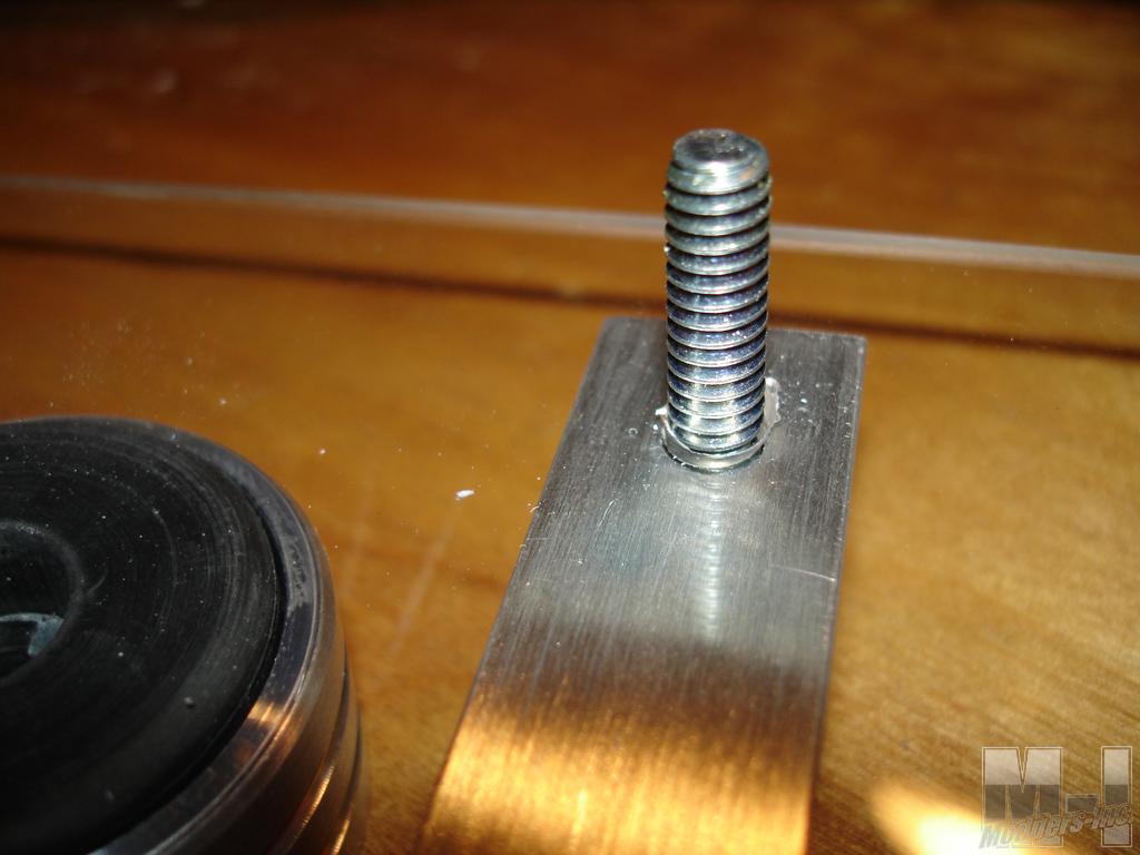 MNPCTech Machined Billet Aluminum Case Feet Billet, Case Feet, Machined, mnpctech 3