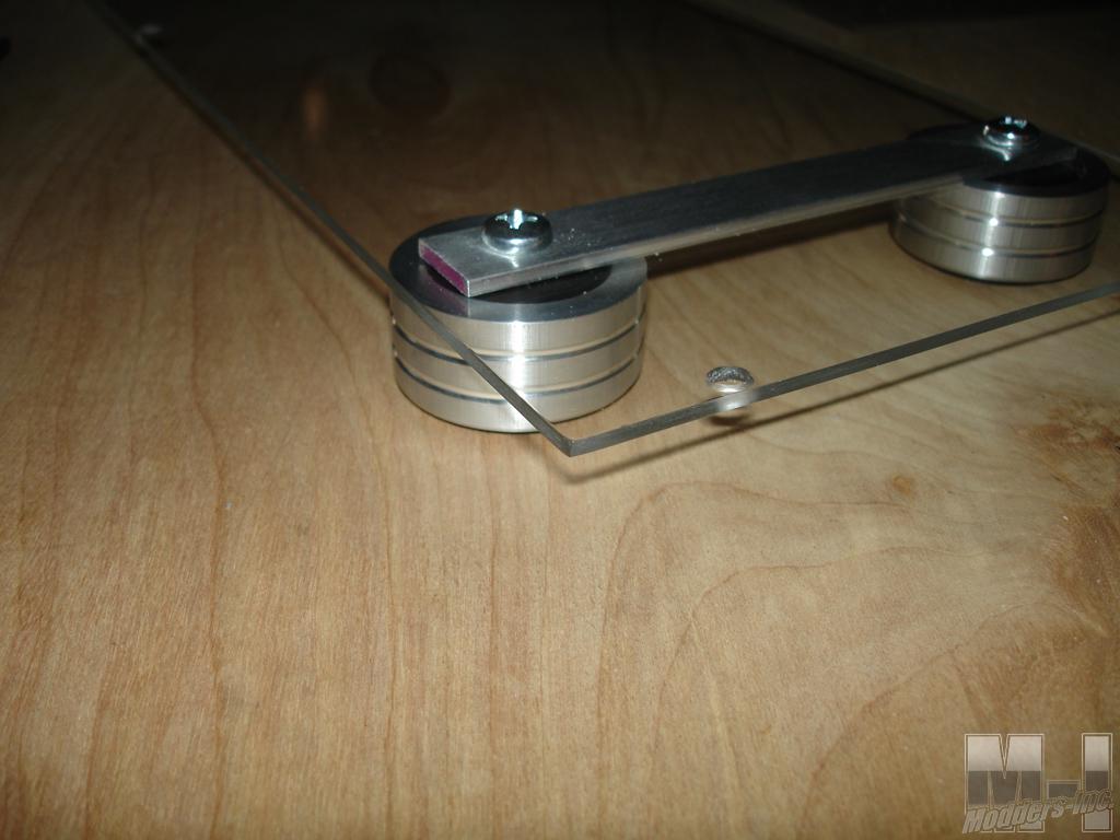MNPCTech Machined Billet Aluminum Case Feet Billet, Case Feet, Machined, mnpctech 5