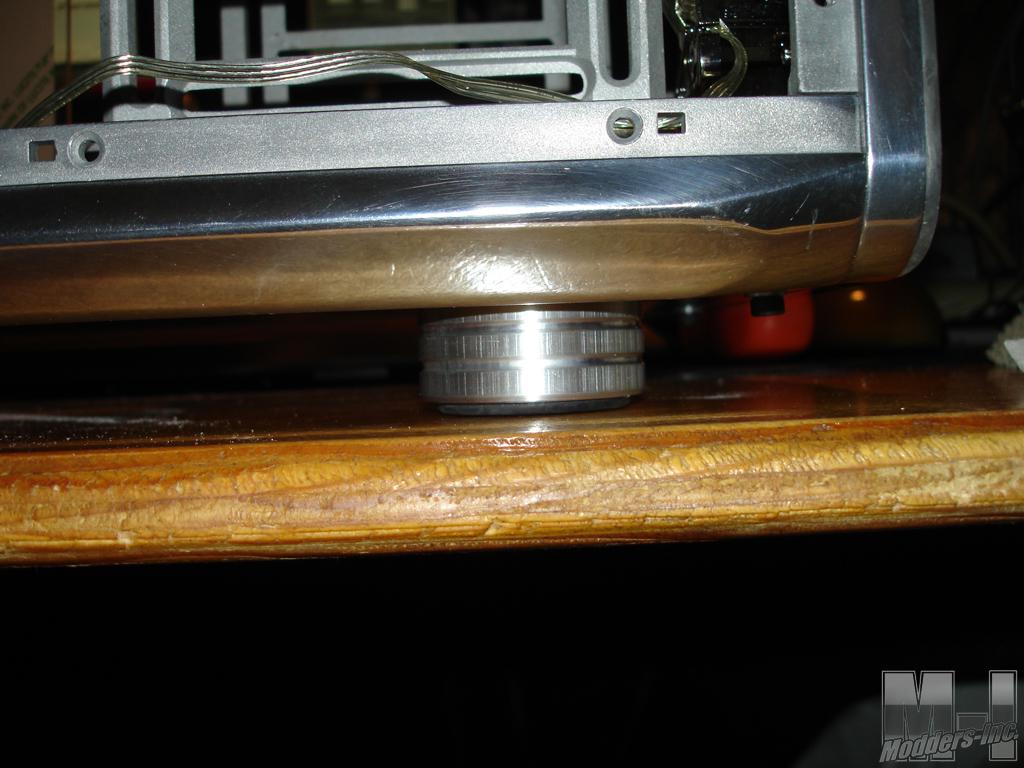 MNPCTech Machined Billet Aluminum Case Feet Billet, Case Feet, Machined, mnpctech 8
