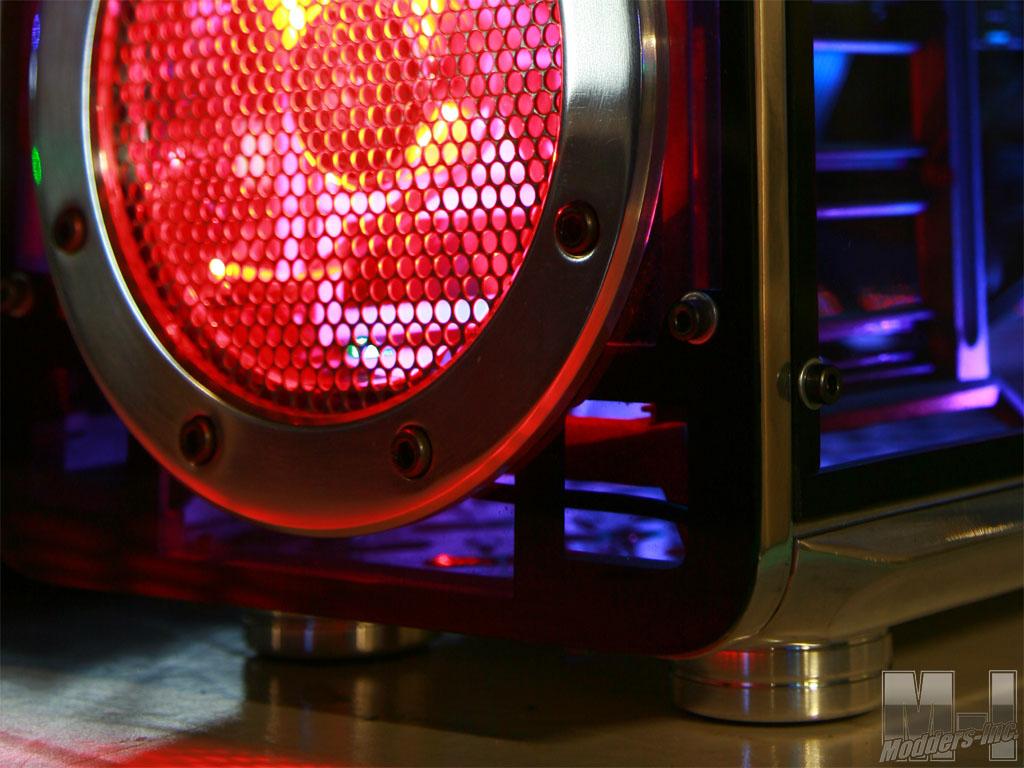 MNPCTech Machined Billet Aluminum Case Feet Billet, Case Feet, Machined, mnpctech 1