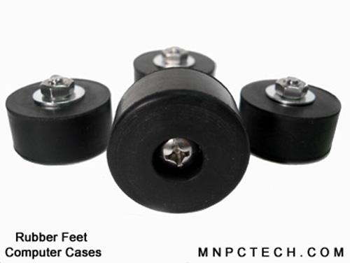 MNPCTech Machined Billet Aluminum Case Feet MNPCTech CF 19