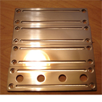 MNPCTechs Billet Machined Drive Bay Covers