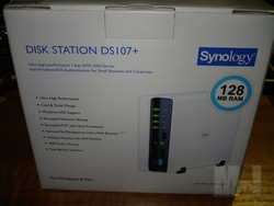 Synology Disk Station DS107+ Synology DS107 01
