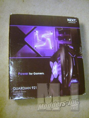 NZXT Guardian 921 Computer Case computer case, NZXT