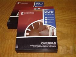 Noctua NF-P12 Fan Fan, NF-P12, Noctua 2