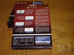 Noctua NF-P12 Fan Fan, NF-P12, Noctua 3