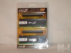 OCZ Reaper HPC DDR2 PC2-8500 4GB Edition Memory, OCZ 1