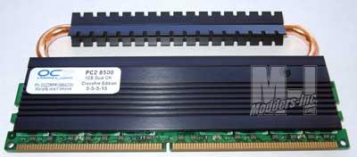 OCZ DDR2 PC2-8500 Reaper HPC Edition PC Memory Memory, OCZ 2