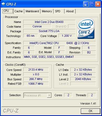 OCZ DDR2 PC2-8500 Reaper HPC Edition PC Memory Memory, OCZ 1