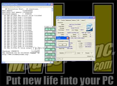 OCZ DDR2 PC2-8500 Reaper HPC Edition PC Memory Memory, OCZ 8