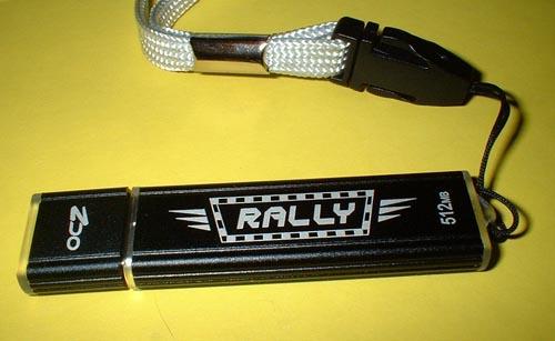 OCZ Rally Flash Drive Flash Drive 9