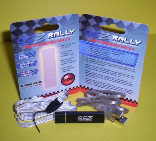 OCZ Rally Flash Drive Flash Drive