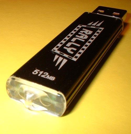 OCZ Rally Flash Drive Flash Drive 3