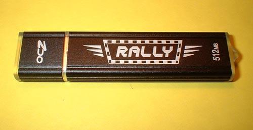 OCZ Rally2 Turbo USB 2.0 Flash Drive 6