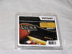 Patriot Extreme Performance Viper Series PC2-8500 4GB Patriot Memory 1