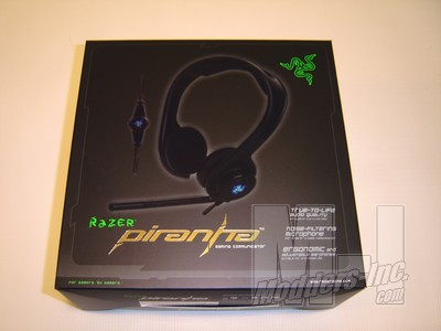 Razer Piranha - Gaming Communicator Headphones Headphones, Piranha, Razer 4
