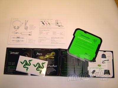 Razer Piranha - Gaming Communicator Headphones Headphones, Piranha, Razer 1