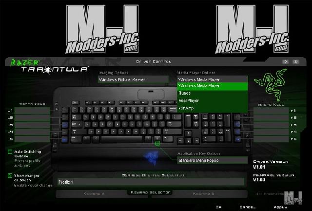 Razer Tarantula Keyboard Gaming Keyboard, Razer 13