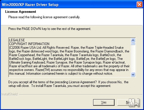 Razer Tarantula Keyboard Gaming Keyboard, Razer 4