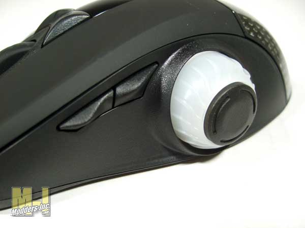 SilverStone Raven Mouse Gaming Mouse, SilverStone 12