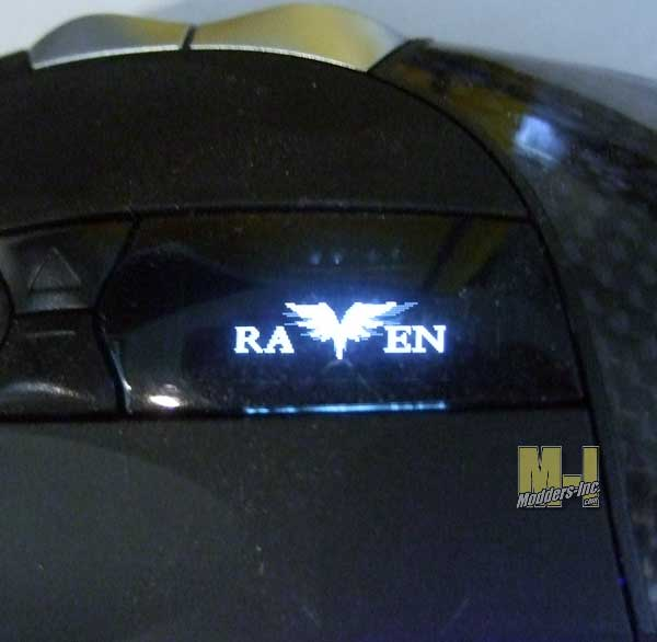 SilverStone Raven Mouse Gaming Mouse, SilverStone 1