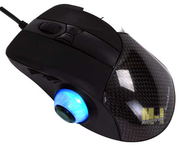 SilverStone Raven Mouse Gaming Mouse, SilverStone 2