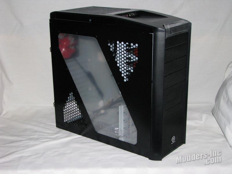 Thermaltake V9 Mid-Tower Gaming Case Case, Gaming, Mid Tower, Thermaltake, V9